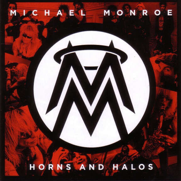 Michael Monroe Horns And Halos Oheistarvikkeet 0