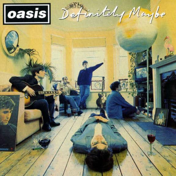 Oasis Definitely Maybe Oheistarvikkeet 0