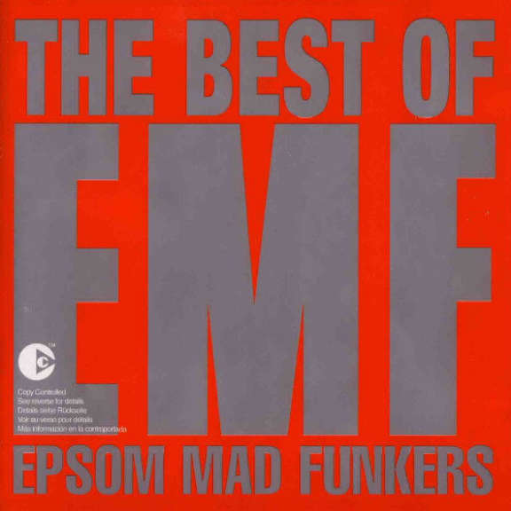 EMF The Best Of EMF Epsom Mad Funkers Oheistarvikkeet 0