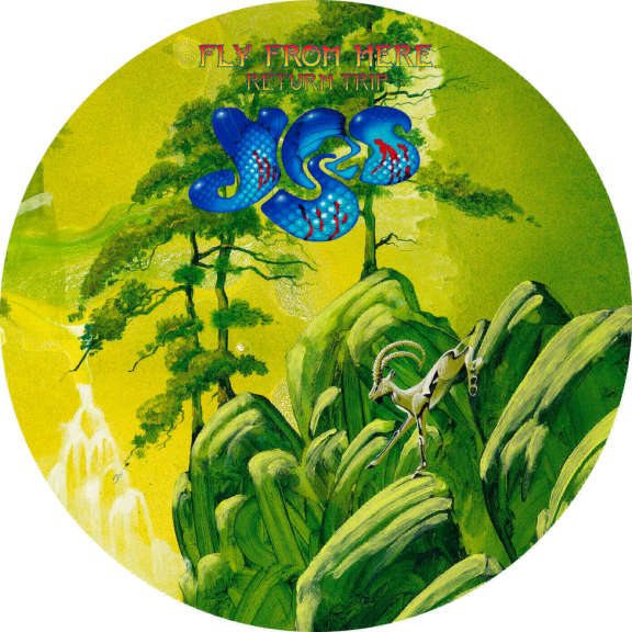 Yes Fly From Here - Return Trip (coloured) LP 2020