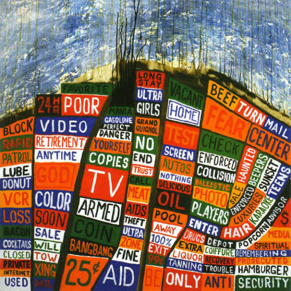Radiohead Hail To The Thief Oheistarvikkeet 0