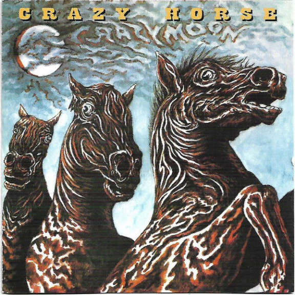Crazy Horse Crazy Moon Oheistarvikkeet 0