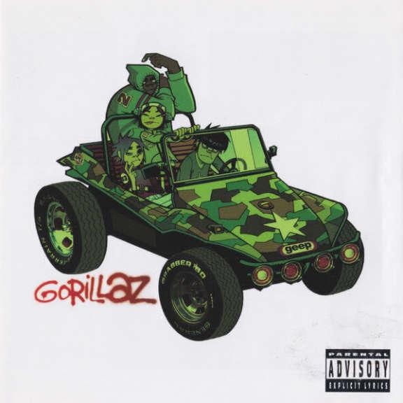 Gorillaz Gorillaz Oheistarvikkeet 0