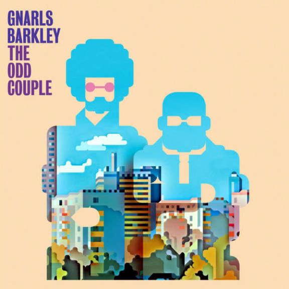 Gnarls Barkley The Odd Couple Oheistarvikkeet 0