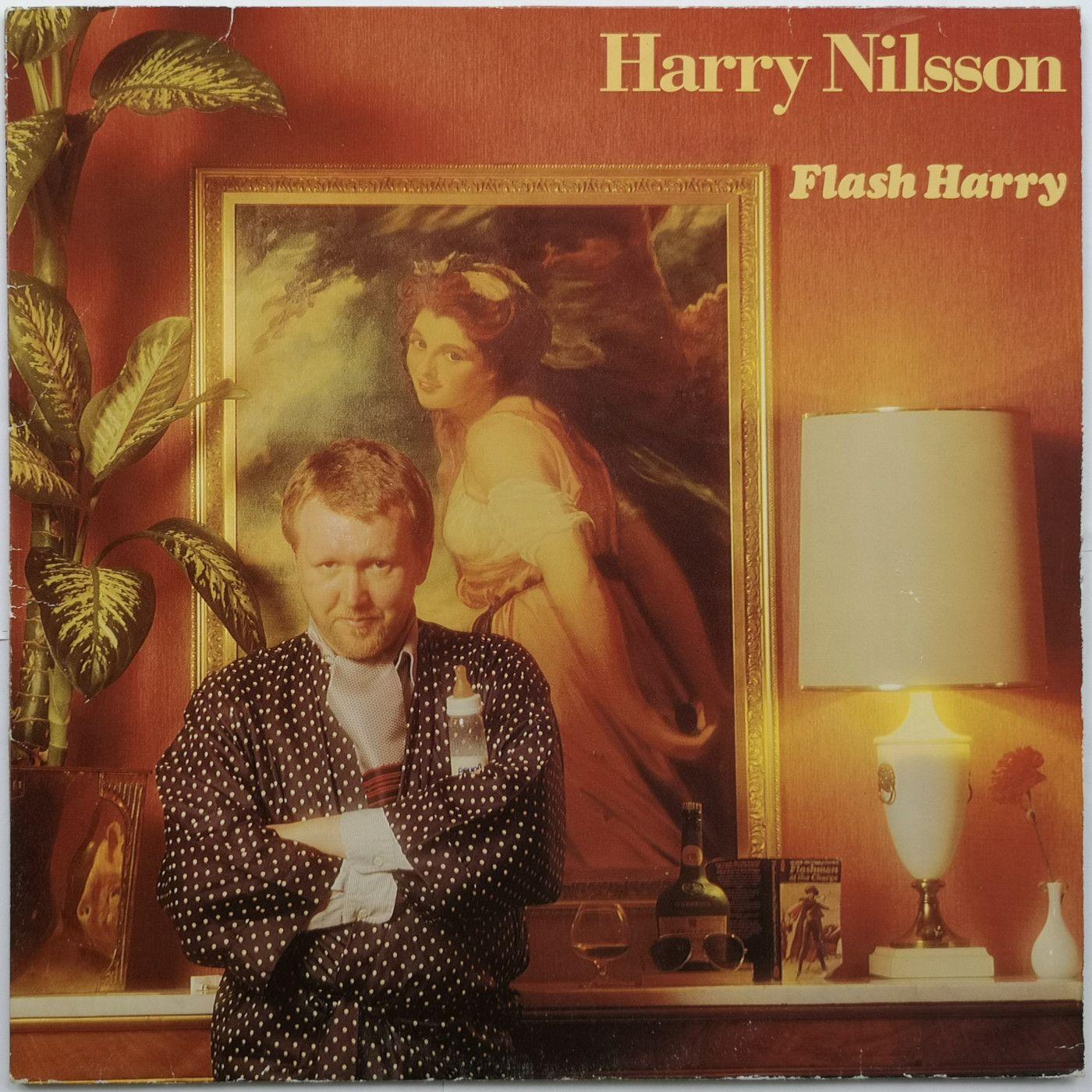 Harry Nilsson (with Ringo Starr, Klaus Voorman, Van Dyke Parks...) Flash Harry LP undefined