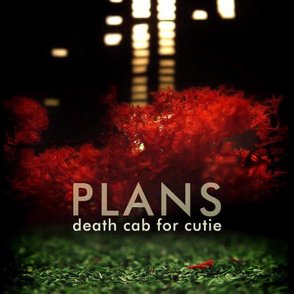 Death Cab For Cutie Plans Oheistarvikkeet 0