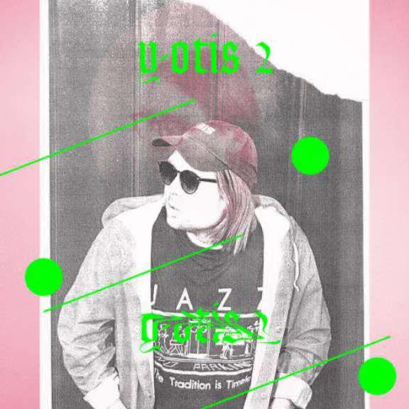 Otis Sandsjö Y-OTIS 2 (black) LP 2020