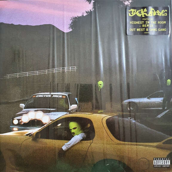 Jackboys Jackboys LP 2020