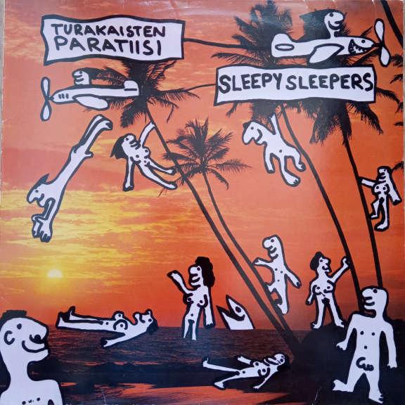 Sleepy Sleepers Turakaisten Paratiisi LP 0