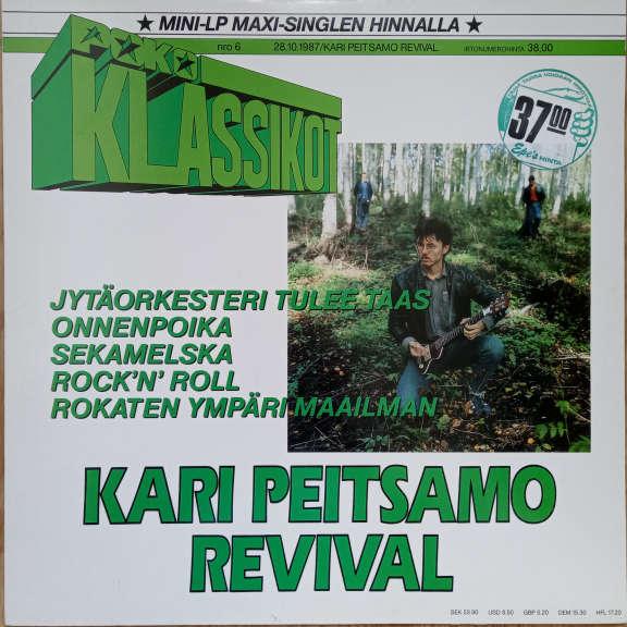 Kari Peitsamo Revival Poko Klassikot LP 0