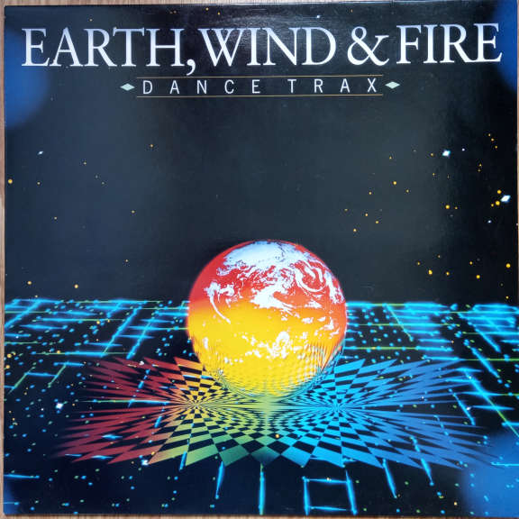 Earth, Wind & Fire Dance Trax LP 0