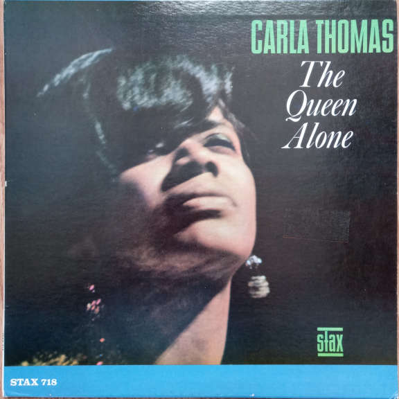 Carla Thomas The Queen Alone LP 0