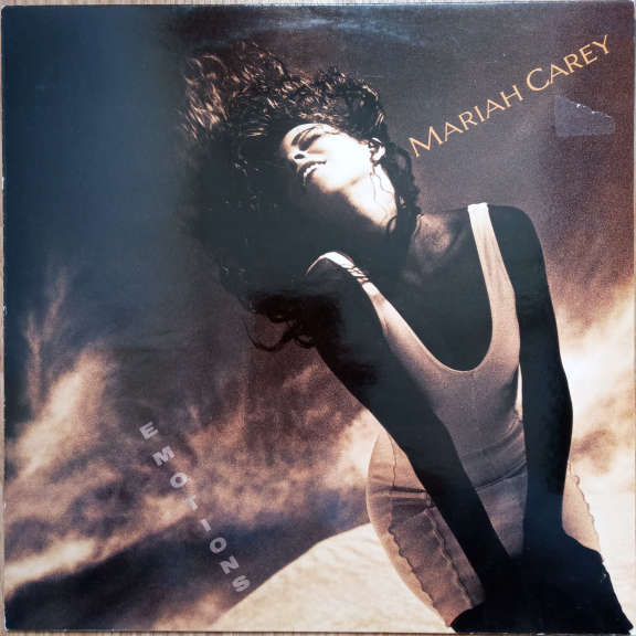 Mariah Carey Emotions LP 0
