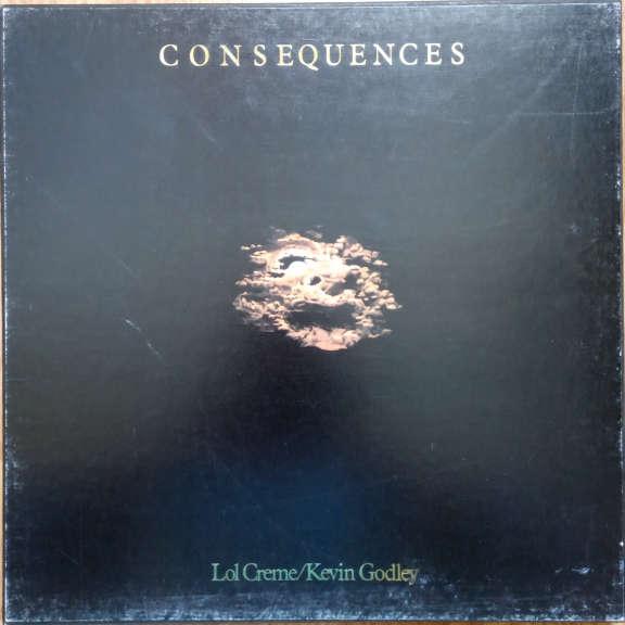 Lol Creme/Kevin Godley Consequences LP 0