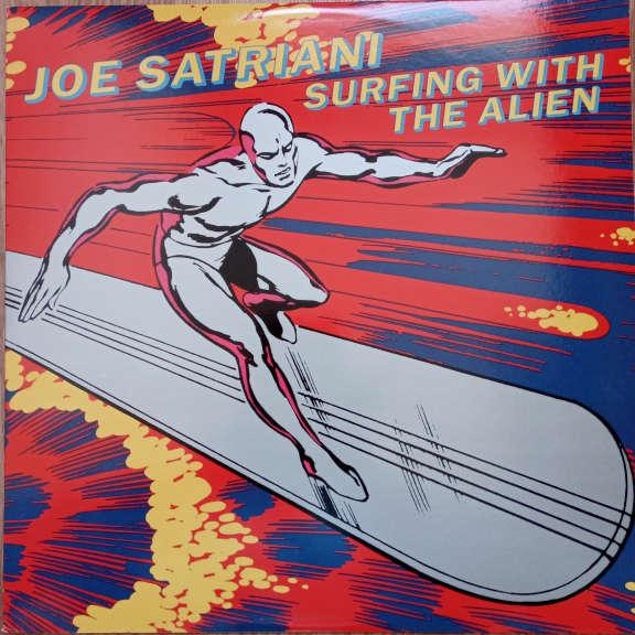 Joe Satriani Surfing With The Alien LP 0