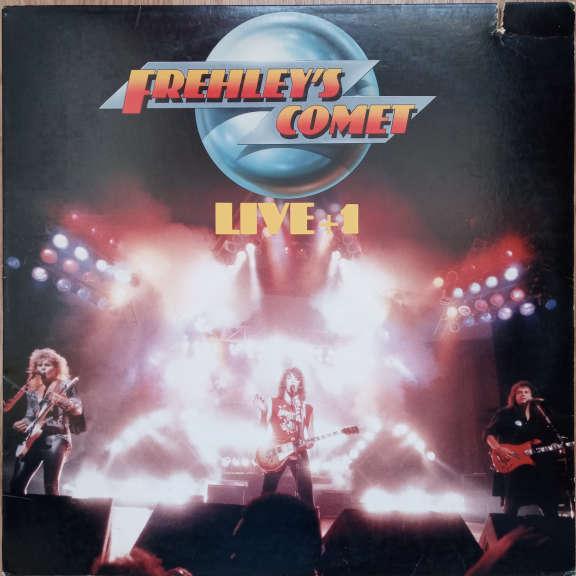Frehley's Comet Live + 1  LP 0
