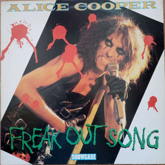 Alice Cooper Freak Out Song  LP 0