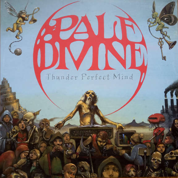 Pale Divine Thunder Perfect Mind LP 0