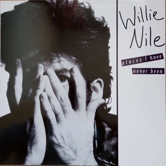 Willie Nile Places I Have Never Been LP 0