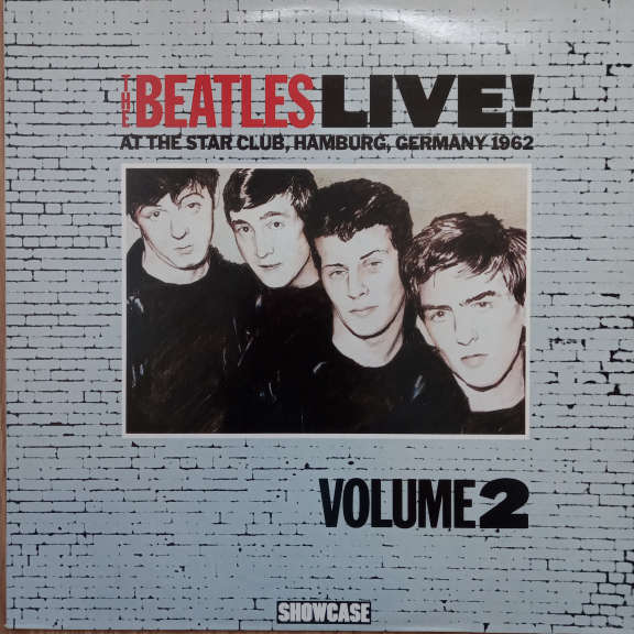 The Beatles Live! At The Star Club, Hamburg, Germany 1962 (Volume 2) LP 0