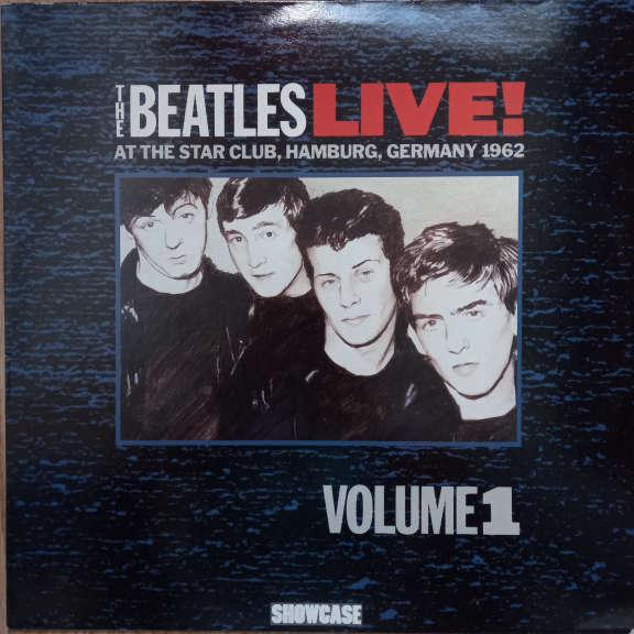 The Beatles Live! At The Star Club, Hamburg, Germany 1962 (Volume 1) LP 0