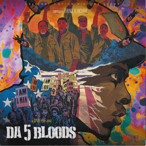 Terence Blanchard Original Soundtrack - Da 5 Bloods (coloured) LP 0
