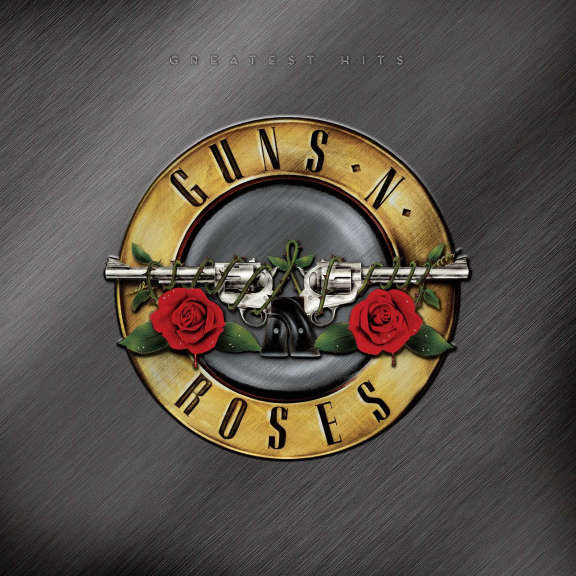 Guns N' Roses Greatest Hits LP 2020