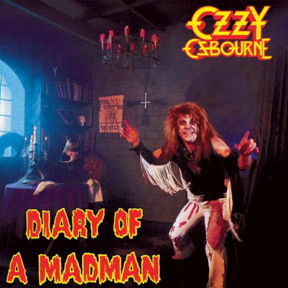 Ozzy Osbourne Diary Of A Madman LP 0