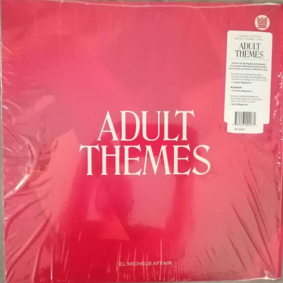 El Michels Affair Adult Themes (coloured) LP 0