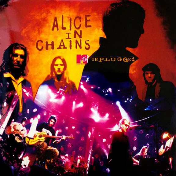 Alice In Chains MTV Unplugged LP 0