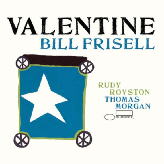 Bill Frisell Valentine LP 2020