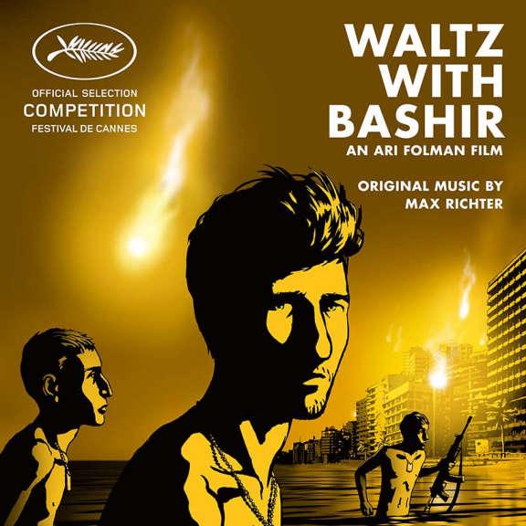 Max Richter Waltz With Bashir (Soundtrack) LP 2020