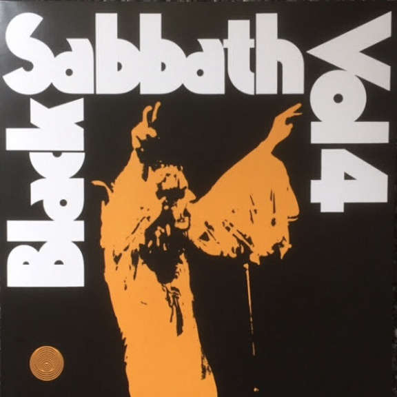 Black Sabbath Vol 4 LP 2015