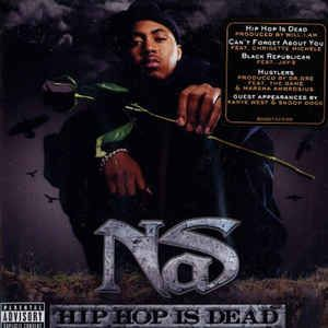 NAS Hip Hop Is Dead 2LP (UUSI LP) LP undefined
