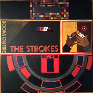 STROKES Room On Fire (UUSI LP) LP undefined