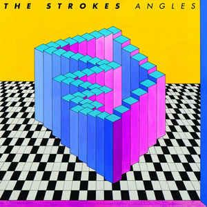 STROKES Angles (UUSI LP) LP undefined
