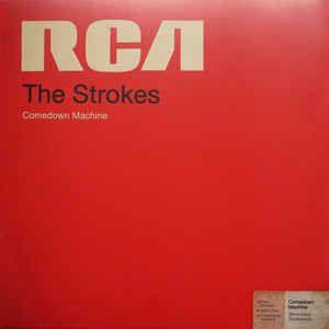 STROKES Comedown Machine 180G (UUSI LP) LP undefined