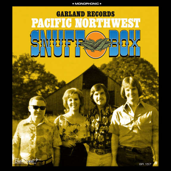 Various Garland Records - Pacific Northwest Snuff Box (coloured) LP 2020