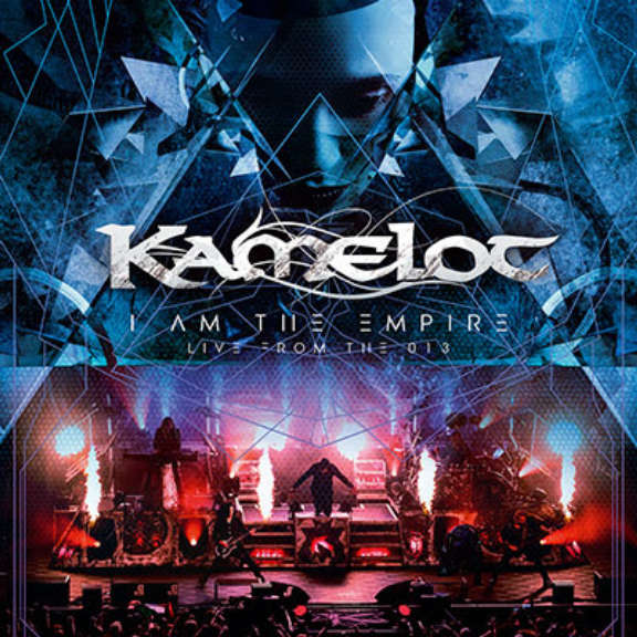 Kamelot I Am The Empire - Live From The 013 LP 2020
