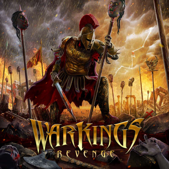 Warkings Revenge LP 2020