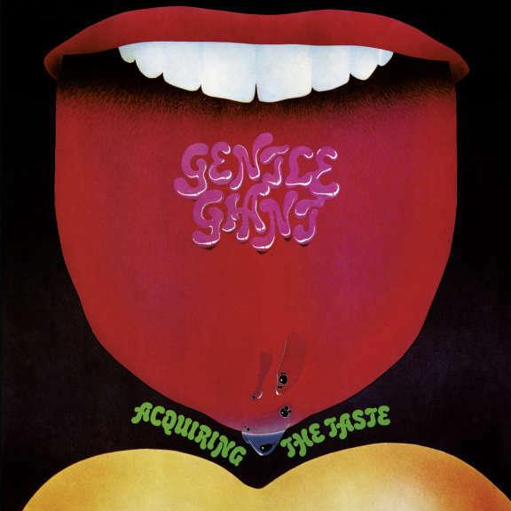 Gentle Giant Acquiring The Taste LP 0