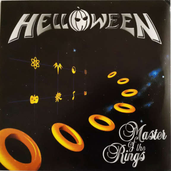 Helloween Master of the Rings LP 0