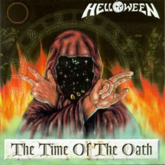 Helloween The Time Of The Oath LP 0