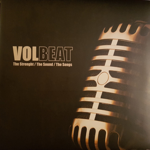 Volbeat The Strength/The Sound/The Songs LP null