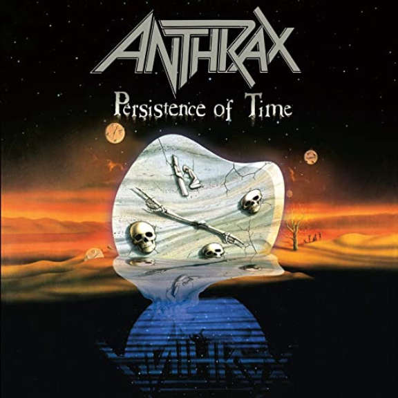 Anthrax Persistence Of Time LP 2020
