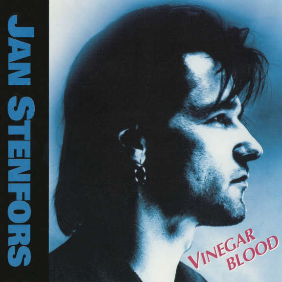 Jan Stenfors Vinegar Blood LP 2020