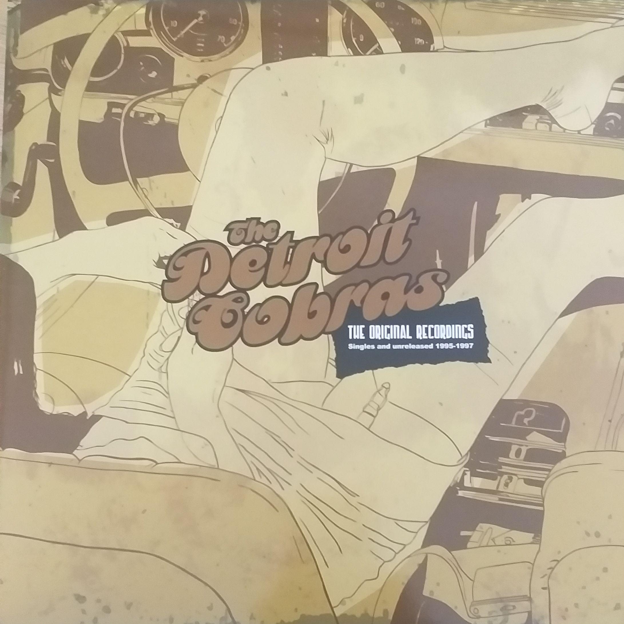 The Detroit cobras The original recordings (1995-1997) LP undefined