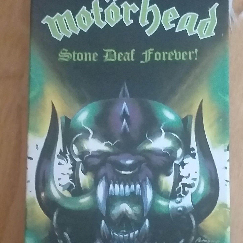 Motörhead  Stone deaf forever LP undefined