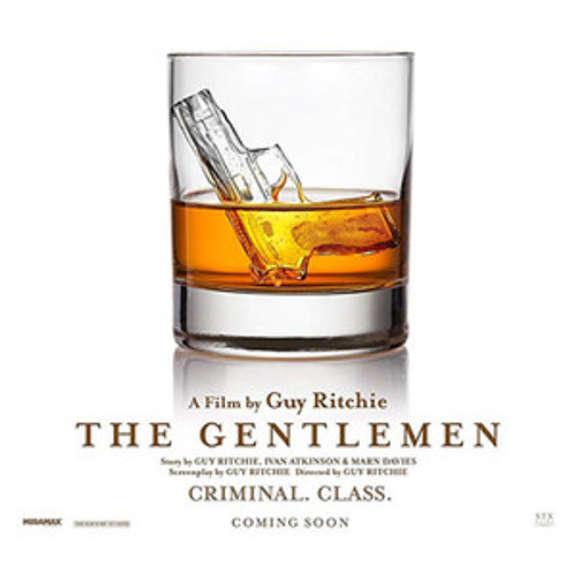 Chris Benstead Soundtrack: Gentlemen (coloured) LP 2020