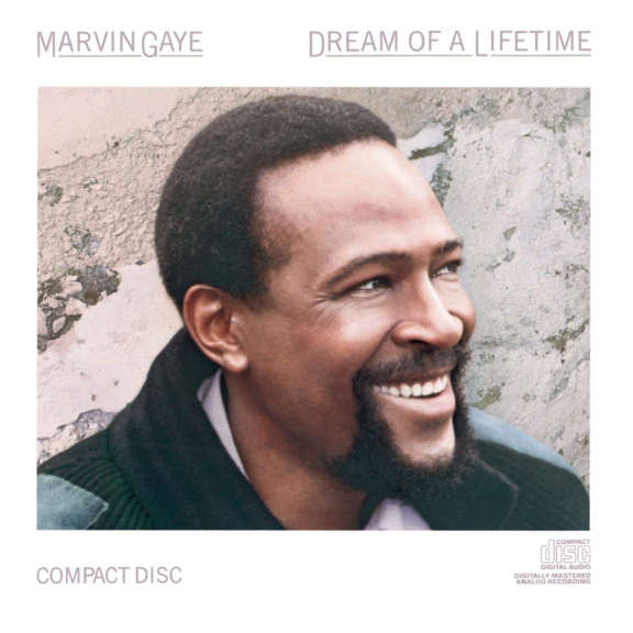 Marvin Gaye Dream of a Lifetime (coloured) LP 2020